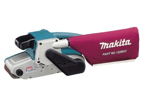 Makita Mak9920-1 76 Mm 1010 W 9920 Belt Sander - Blue/grey/assorted