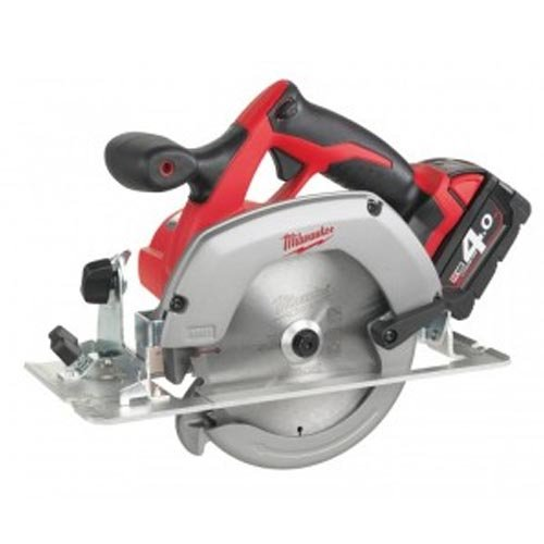 Milwaukee Circular Saw 165mm 18V 2 x 4.0Ah Li-Ion