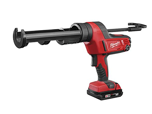 Milwaukee Milc18cg3102 Cordless Caulking Guns