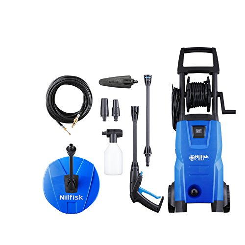 Nilfisk Pressure Washer with Maintenance Kit 120 Bar 240V