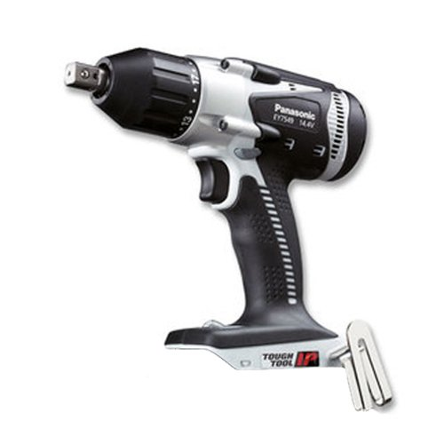 Panasonic Ey7549x32 14.4v Body Only Multi-impact/ Drill Driver