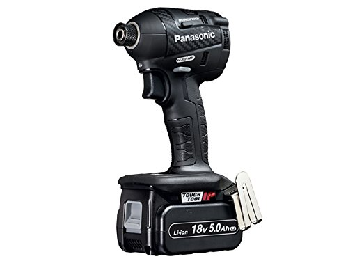 Panasonic18 V Dual Voltage Brushless Impact Driver With 5 A Battery