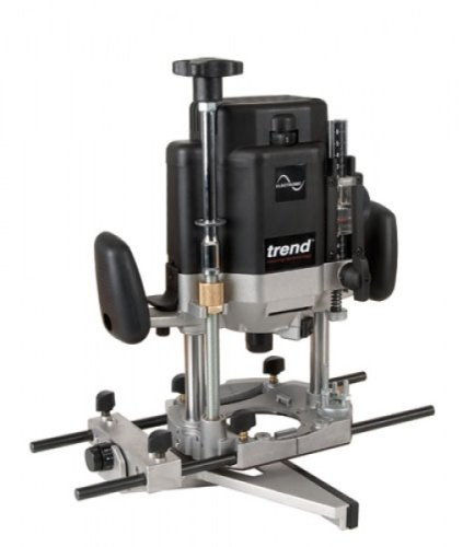 Trend T11 230volt 1/2in collet Router