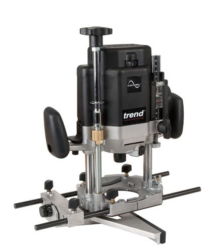 Trend T11 110volt 1/2in Collet Router