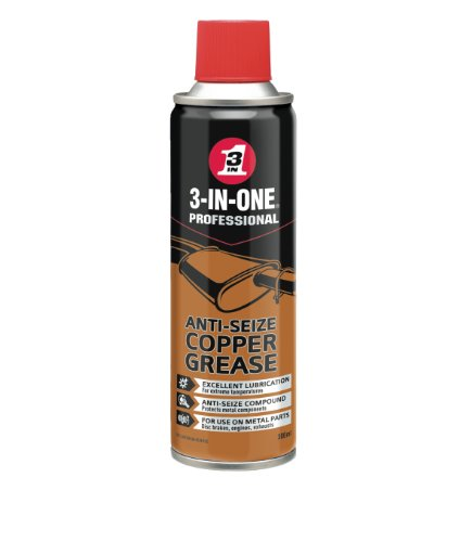 3-IN-ONE Anti-Seize Copper Grease 300ml