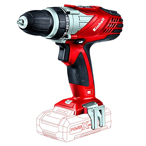 Einhell Power X-Change Cordless Drill Driver 18V Bare Unit
