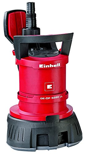 Einhell GE-DP 5220 LL ECO 2-In-1 Clean & Dirty Water Pump 520 Watt 240 Volt