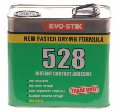 Evo Stik 528 Instant Contact Adhesive 2.5 Litre