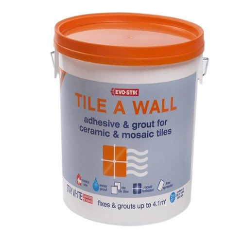 Evo-stik Evo416505 Tile/ Grout Adhesive 500ml
