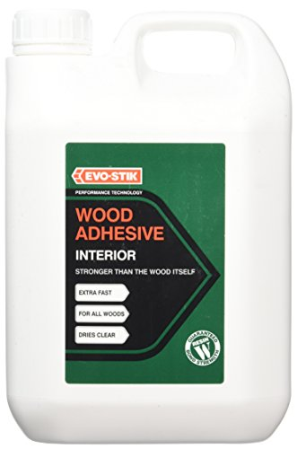 Evo Stik Resin Wood Adhesive 2.5 Litre