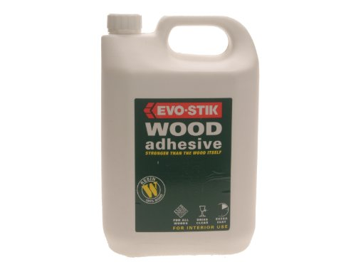 Evo Stik Resin Wood Adhesive 5 Litre