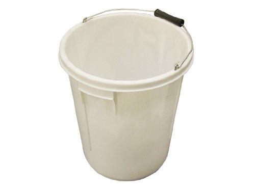 Faithfull Mixing Bucket 25 litre (5 gallon) - White