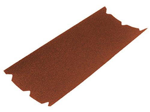 Faithfull A20347524 203 X 475 X 24g Aluminium Oxide Floor Sanding Sheets