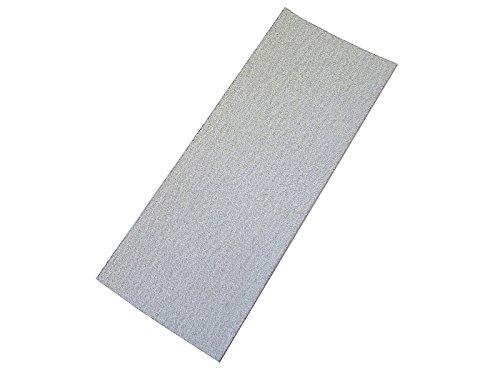 Faithfull 1/3 Sanding Sheets Orbital 93 x 230mm Medium (Pack of 10)
