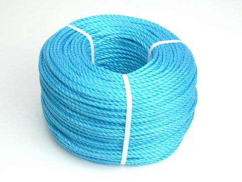 Faithfull Blue Poly Rope 8mm 220m
