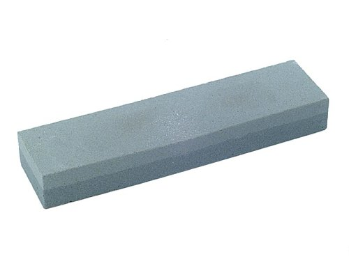 Faithfull Combination Oilstone 8in X 2in X 1in
