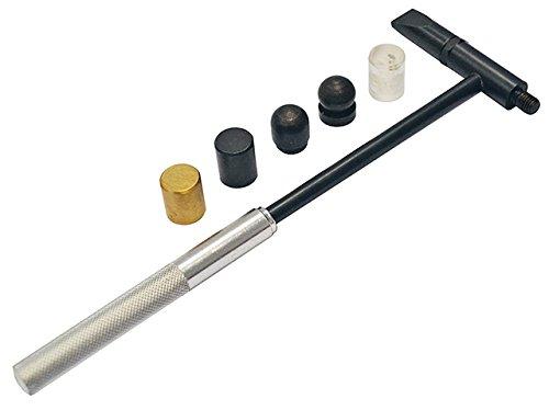 Faithfull Hobbyist Hammer with 6 Heads 175mm