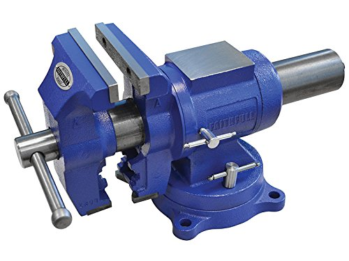 Faithfull Multipurpose Swivel Base Vice