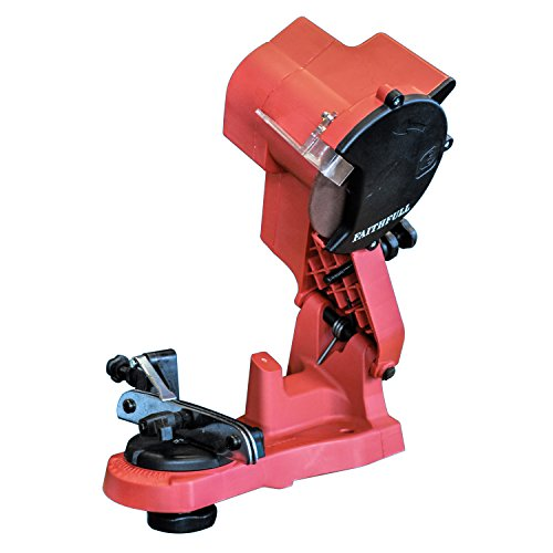 Faithfull Electric Chainsaw Sharpener 85w 230 Volt