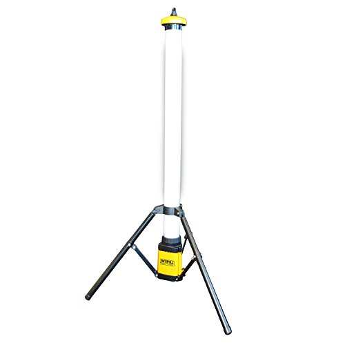 Faithfull Power Plus LED 900mm Tripod Pole Light 36W 240V