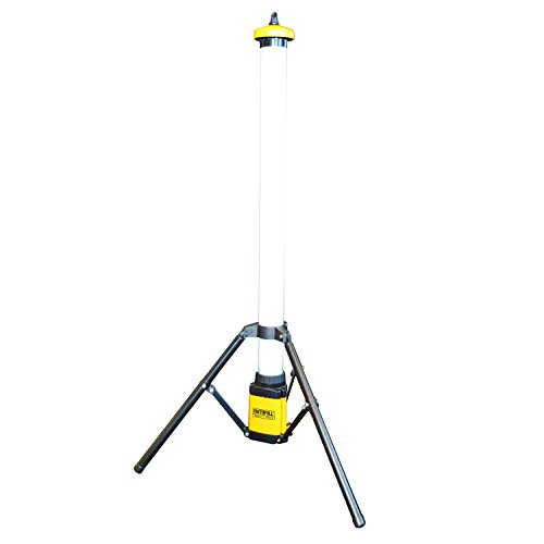 Faithfull Power Plus LED 900mm Tripod Pole Light 36W 110V