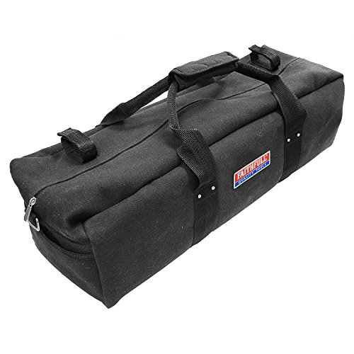 Faithfull Zip Top Holdall 30in