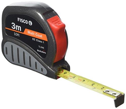 Fisco Tri-Lok Pocket Tape 3m/10ft (Width 13mm)