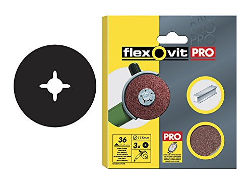 Flexovit Flv27561 Sanding Discs