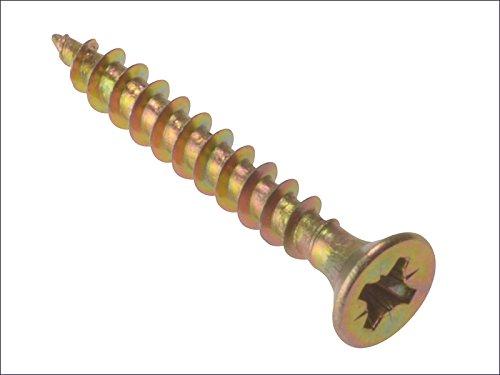 Forgefix Multi-Purpose Screws - Pozi - 4.0 x 25mm