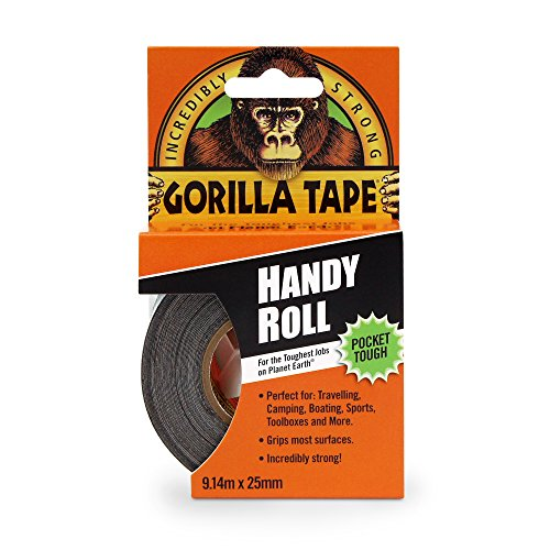 Gorilla Tape Handy Roll 25mm X 9m