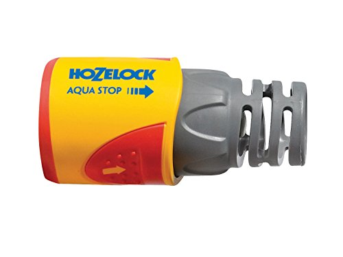 Hozelock 2055 Aquastop Hose Connector for 12.5 - 15mm (1/2 - 5/8in) Hose