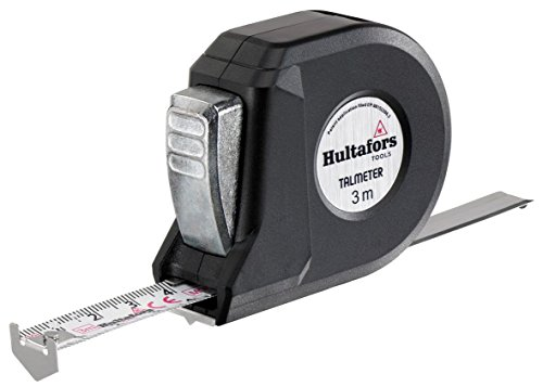Hultafors Talmeter Marking Measure Tape 3m (Width 16mm)