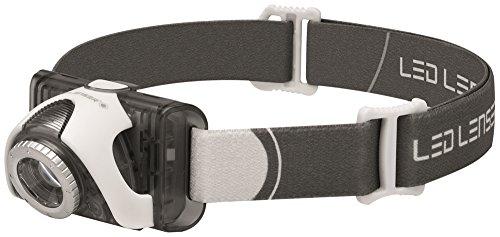 LED Lenser SEO5 Headlamp Black Test It Pack