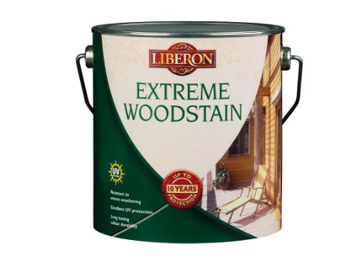 Liberon Extreme Woodstain Medium Oak 2.5 Litre