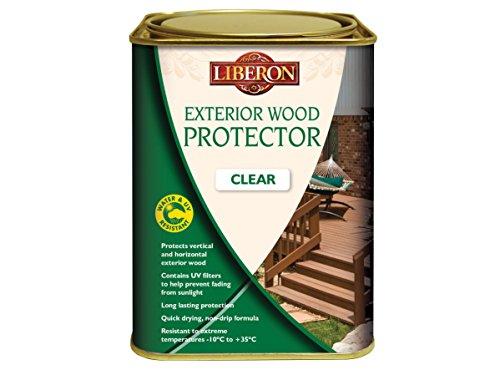 Liberon Exterior Wood Protector Clear 2.5 Litre