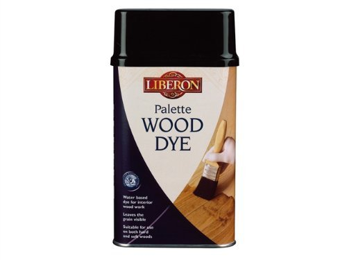Liberon Palette Wood Dye Tudor Oak 500ml