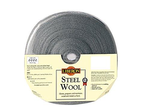 Liberon Steel Wool Grade 3 (1kg)