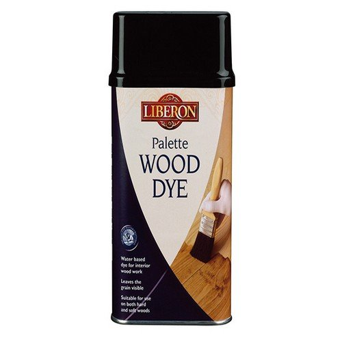 Liberon Wdpt500 500ml Palette Wood Dye - Teak