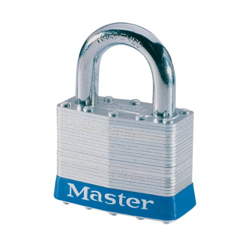 Master Lock Laminated Steel 51mm Padlock 4-Pin