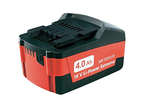 Metabo Slide Battery Pack 18V 4.0Ah Li-Ion