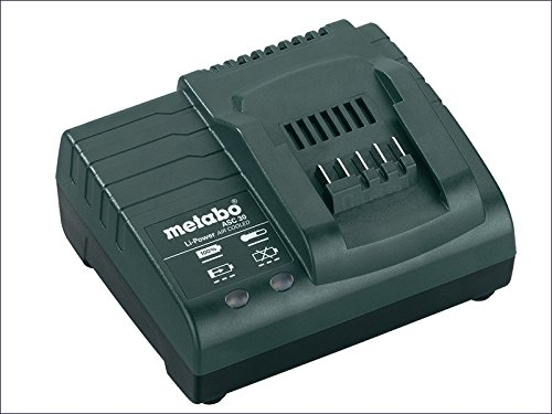 Metabo ASC30 Slide Charger 14.4-36V Li-Ion
