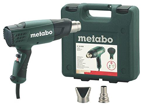 Metabo H16-500 Heat Gun 1600 Watt 240 Volt
