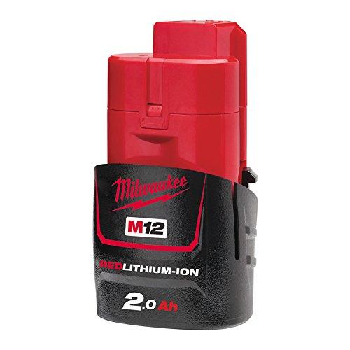 Milwaukee REDLITHIUM-ION™ Battery 12V 2.0Ah Li-ion