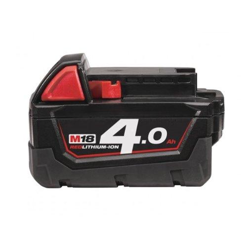 Milwaukee REDLITHIUM-ION™ Slide Battery Pack 18V 4.0Ah Li-ion