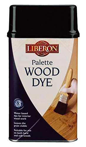 Palette Wood Dye (medium Oak, 500ml)