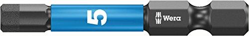 Wera Impaktor Insert Bit Hex-Plus 5mm x 50mm