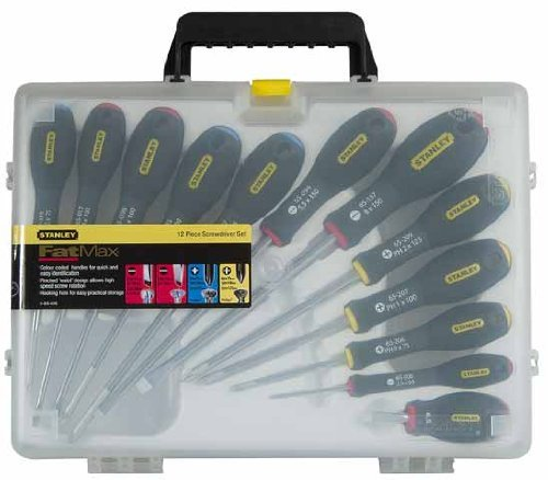 Stanley FatMax® Screwdriver Set 12 piece