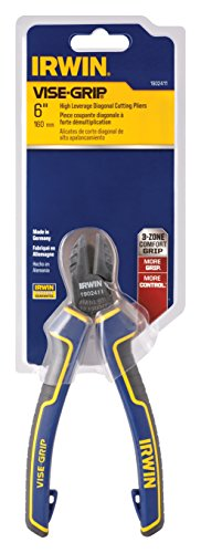 Irwin Visegrip High Leverage Diagonal Cutting Plier 150mm (6in)