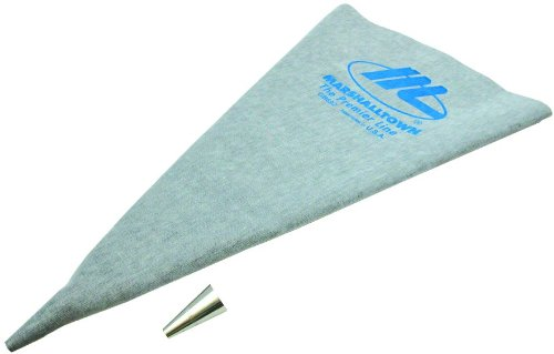 Marshalltown The Premier Line Gb692 12-inch By 24-inch Vinyl Grout Bag With Metal Tip
