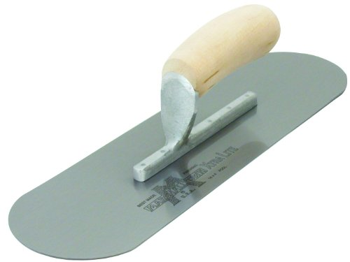 Marshalltown Stainless Steel Swimming Pool Trowel